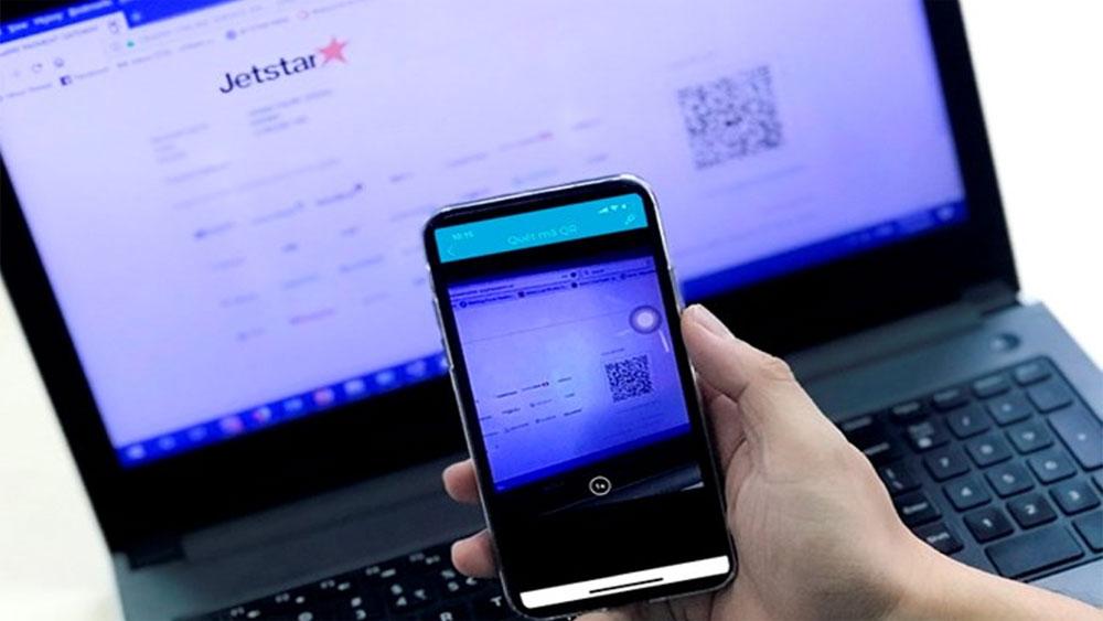 Jetstar Pacific áp dụng công nghệ thanh toán vé máy bay mới